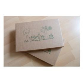 Kit de flores de Bach 10 ml. en 2 cajas de cartón