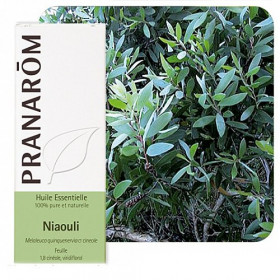 Aceite Esencial de Niauli 10 y 30 ml. (pranarôm)
