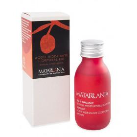 Aceite hidratante, sensual y afrodisíaco BIO 100 ml.