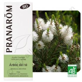 Aceite esencial de Arbol del té Pranarom