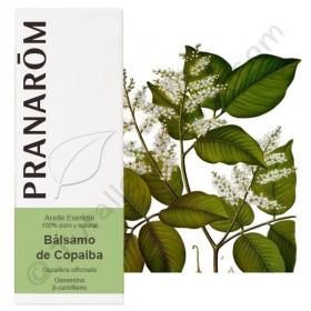 Aceite esencial de Bálsamo de Copaiba 10ml