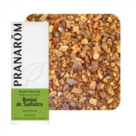 Aceite esencial de Benjuí de Sumatra 10 ml.