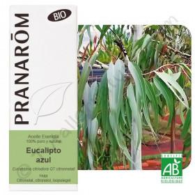 Aceite esencial de eucalipto azul o citriodora 10 ml. BIO