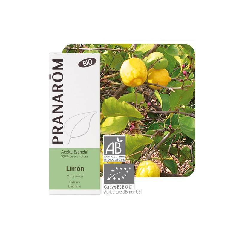 Limón BIO Pranarom