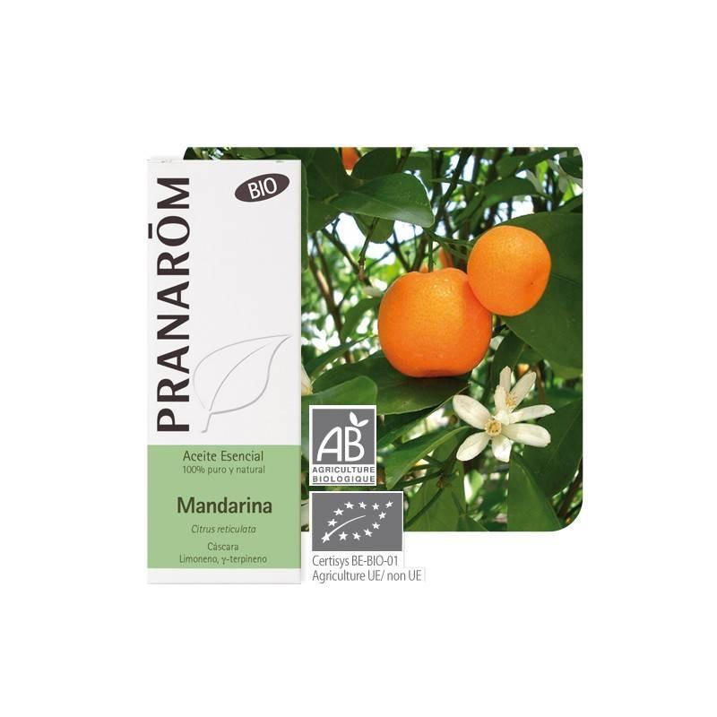 Mandarina BIO Pranarom