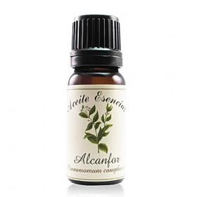 Aceite Esencial de alcanfor 12 ml.