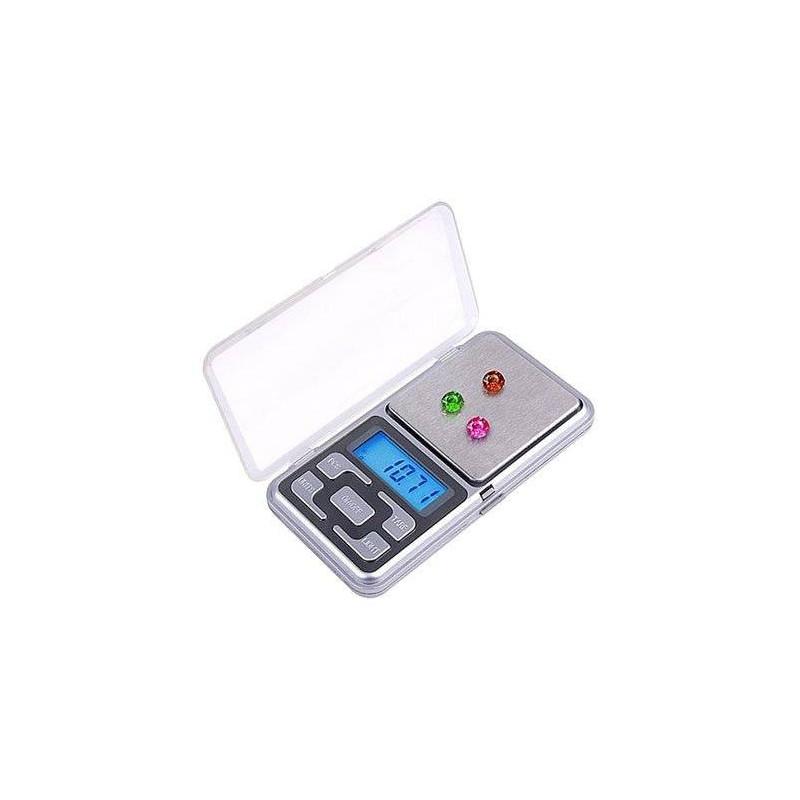 Báscula de precisión / mini balanza digital