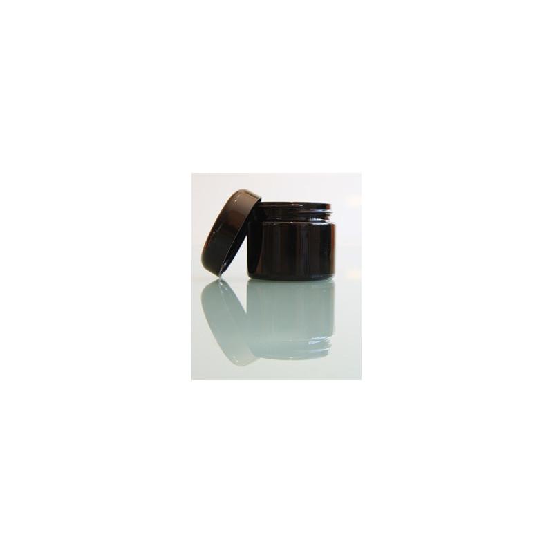 Envase de vidrio violeta 50ml (Máxima protección)