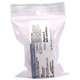 Biotina (vitamina B8) 2 gr.