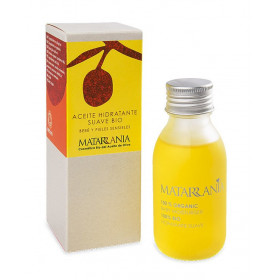 Aceite hidratante suave BIO 100 ml.