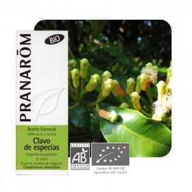Aceite esencial de Clavo de Especias BIO Pranarom