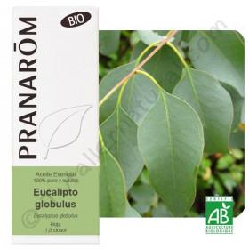 Aceite esencial de eucalipto globulus 10 ml. BIO
