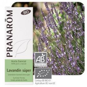 Aceite Esencial de Lavandín BIO 10 y 30 ml. (clon super)