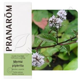 Aceite esencial de menta piperita 10 ml.