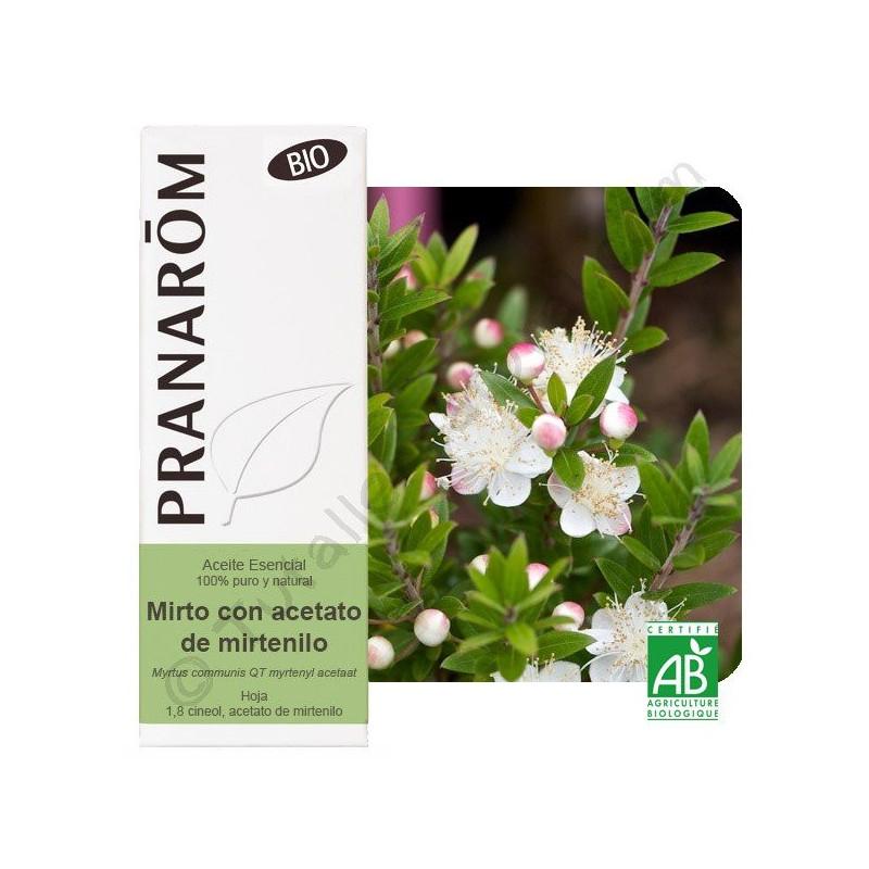 Aceite esencial de Mirto Rojo BIO Pranarom
