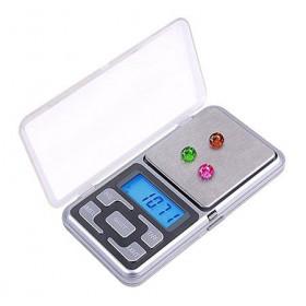 Báscula de alta precisión 0.01g / mini balanza digital