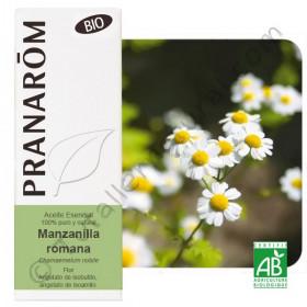 Aceite esencial de manzanilla romana 5ml. BIO