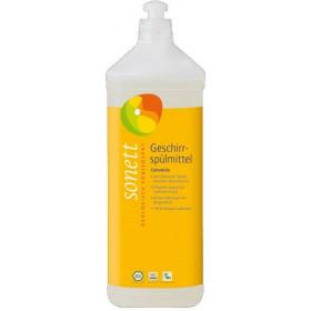 Lavavajillas líquido con caléndula, naranja y bergamota