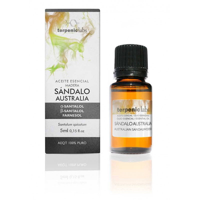 Aceite esencial de Sándalo Australia 5 ml. BIO