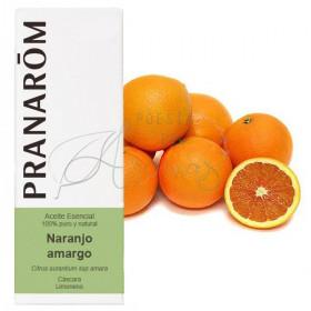 Aceite esencial de Naranja agria o amarga 10 ml. (Cáscara)