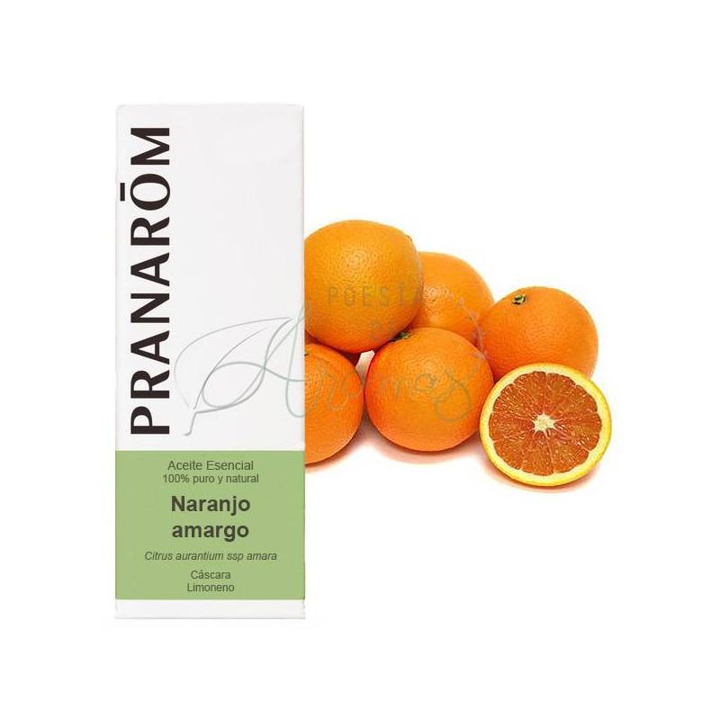 Aceite esencial de Naranja agria o amarga 10 ml.