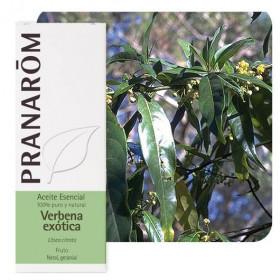 Aceite esencial de verbena exótica 10 y 100 ml.