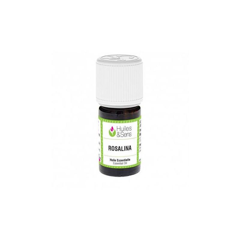 Aceite esencial de rosalina 5 ml.
