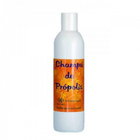 Champú de própolis 250 ml.