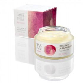 Crema regeneradora de rosa mosqueta BIO 50 ml.