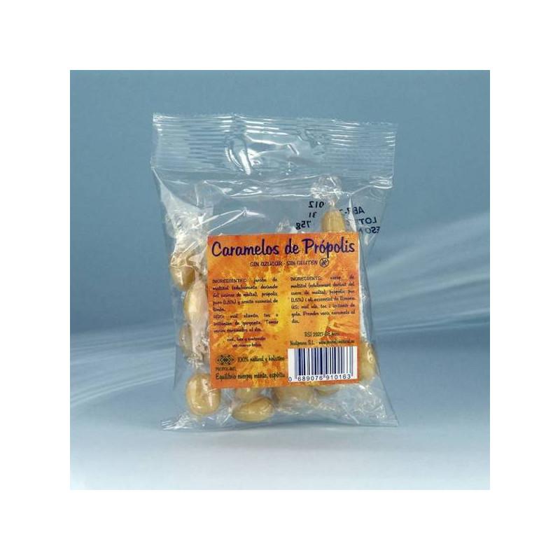 Caramelos de própolis BIO 75 gr.