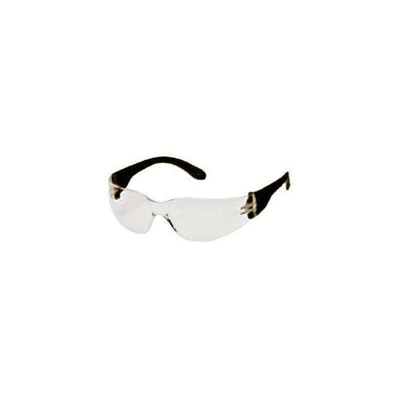 Gafas de seguridad patillas negras