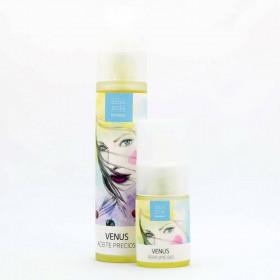 Venus, aceite reafirmante para cuello y escote BIO 50 ml.