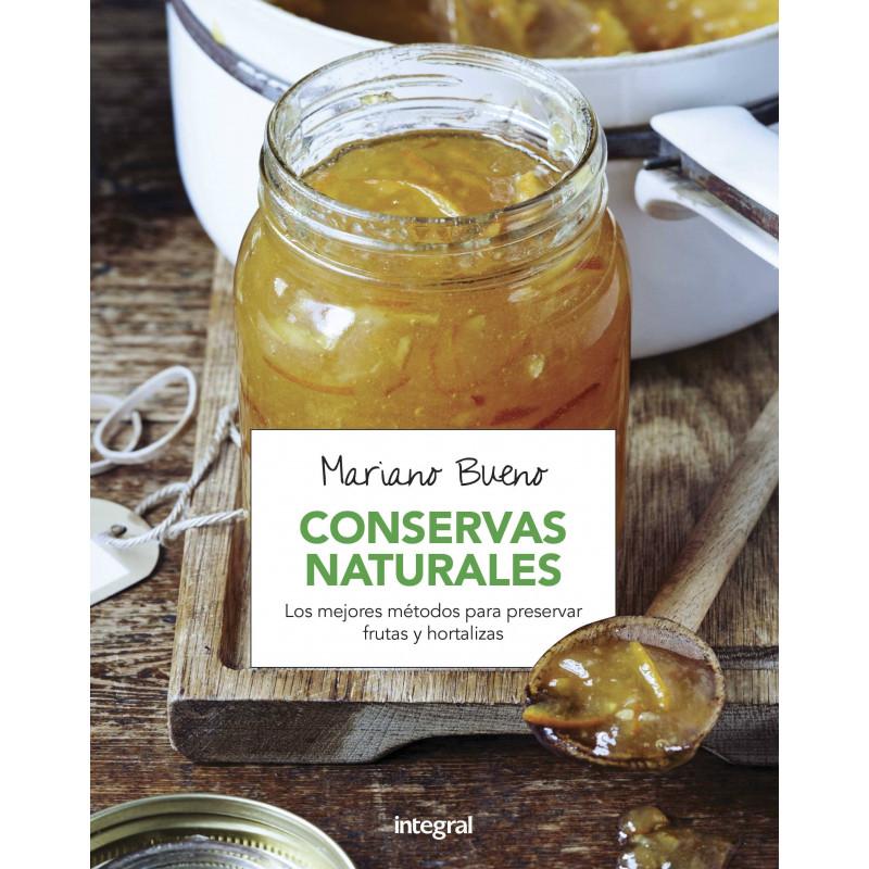 Conservas naturales.Mariano Bueno