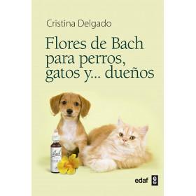 Flores de Bach para perros, gatos y...dueños