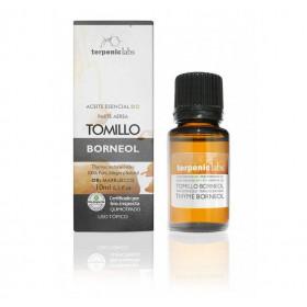 Aceite esencial de tomillo marroquí o borneol BIO 10 ml.