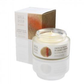 Crema facial de Jojoba y Sésamo BIO 50 ml.