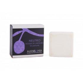 Mousse de Jabón BIO- Neutro- Sin Perfume