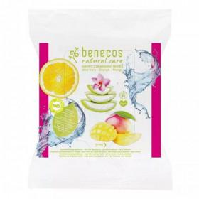 Toallitas desmaquillantes 100% biodegradable