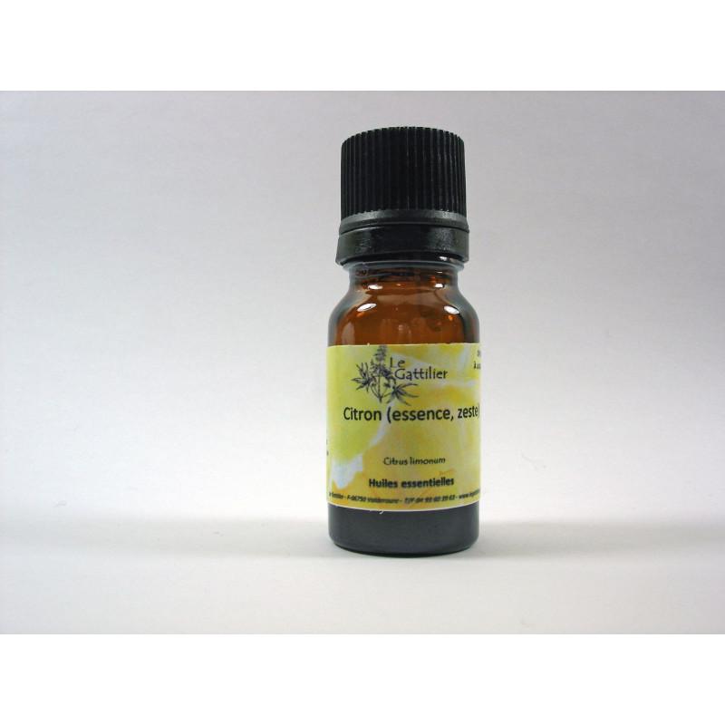 Aceite Esencial de Limón BIO 5 y 10 ml.