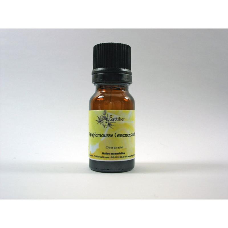 Aceite esencial de pomelo BIO 5 y 10 ml