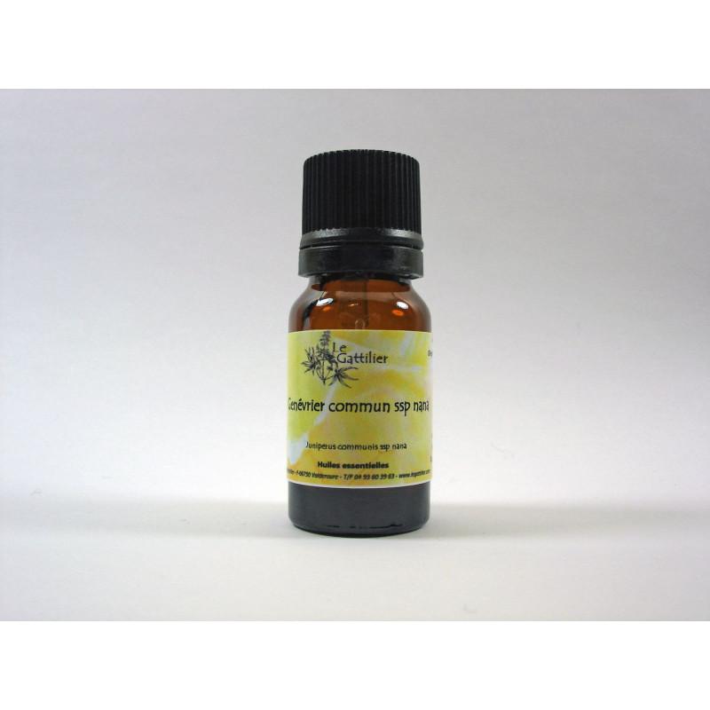 Aceite esencial de enebro (var. alpina) (silvestre) BIO 5 ml.
