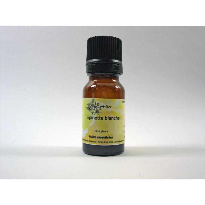 Aceite esencial de picea blanca silvestre 5 ml.