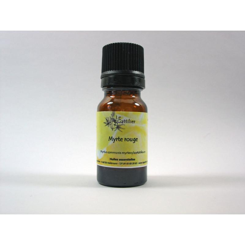 Aceite esencial de mirto rojo silvestre BIO 5 ml