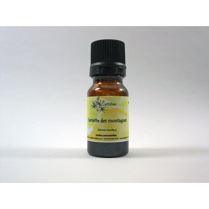 Aceite esencial de ajedrea silvestre BIO 5 ml.