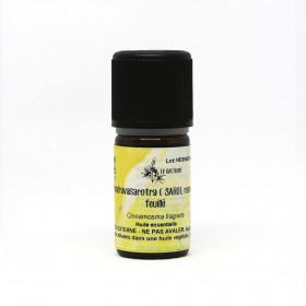 Aceite Esencial de Mandravasarotra o Saro silvestre BIO 5 y 10 ml.