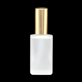 Frasco para perfume vidrio pulido 50ml.