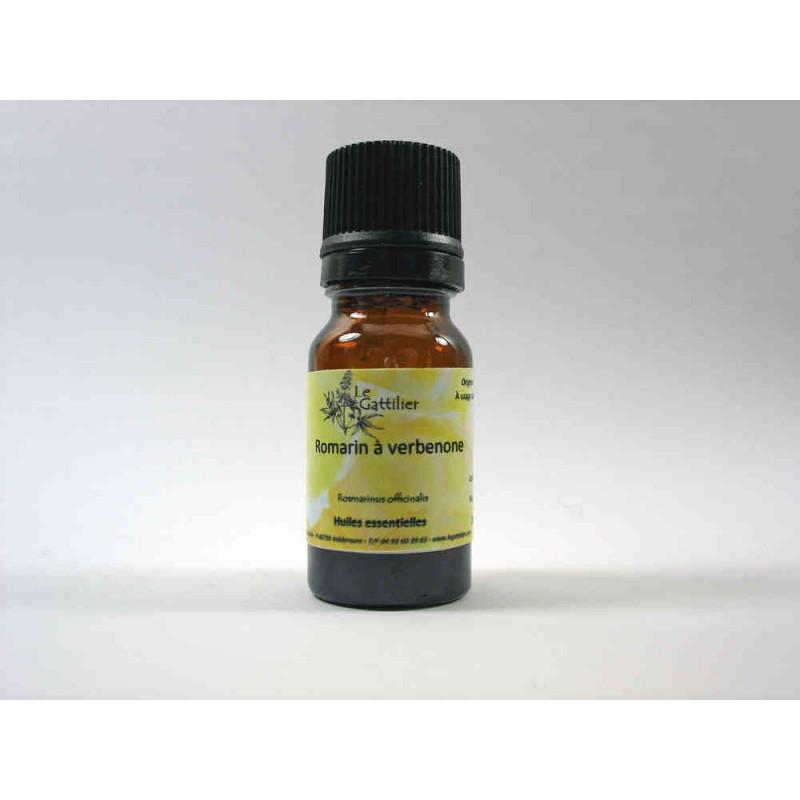 Aceite esencial de romero verbenona silvestre BIO 5 ml. de Córcega