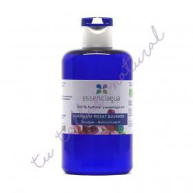 Hidrolato de geranio Bourbon BIO 250 ml.