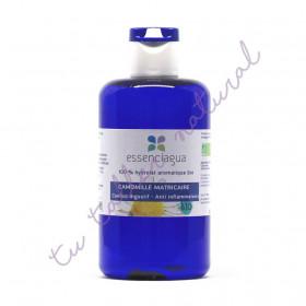 Hidrolato de manzanilla alemana (matricaria) BIO 250 ml. (Apto vía oral)