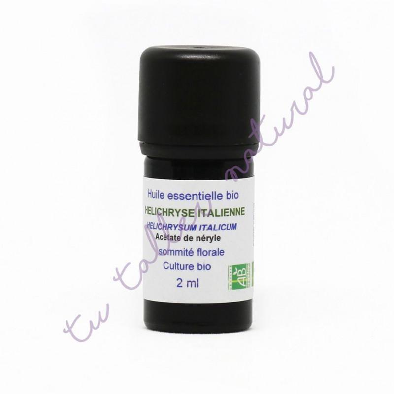 Aceite esencial de siempreviva BIO 2 ml. - Essenciagua